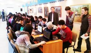 Обучение Бадук в Якутии