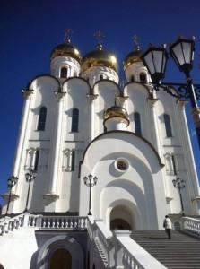 Облик русского города