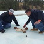 Игра на льду